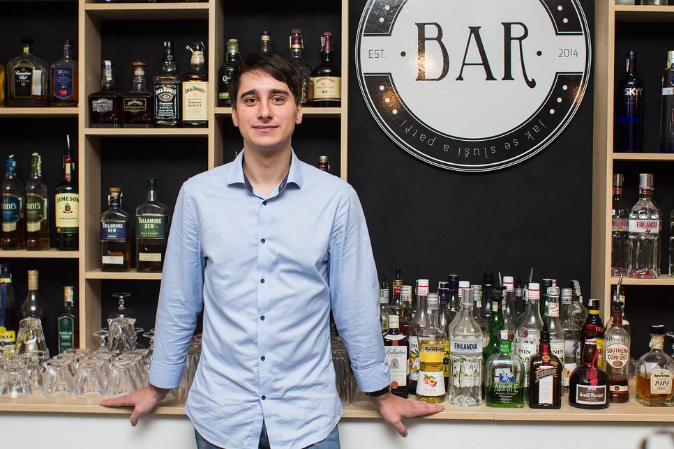 Vítejte v ráji luxusních rumů, kvalitního vína a neodolatelných drinků