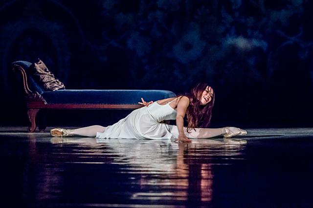 Do širší nominace se dostala i sólistka olomouckého baletu Yui Kyotani.
