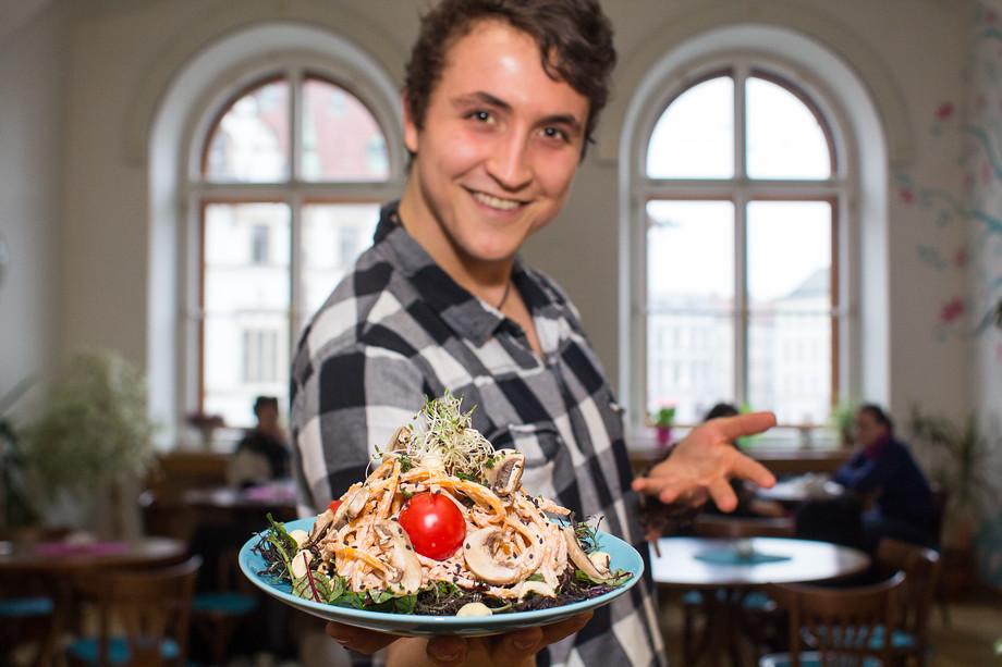 Navštivte raw restauraci, kde vaří poctivě a s láskou