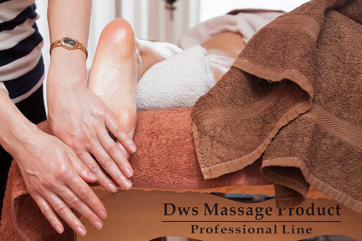 Masážní terapie seznamování klientů
