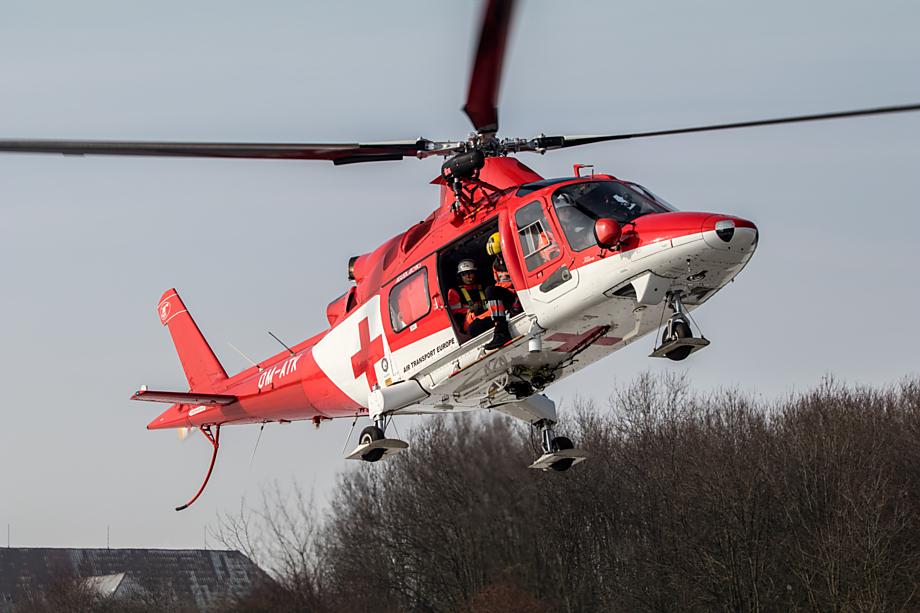 Vrtulníky, používané slovenskou firmou, mají za sebou přes dvacet let v provozu, společnost ale ujišťuje, že jsou v bezvadném stavu.