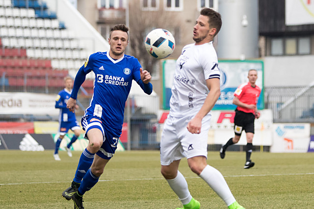 Šimon Falta by měl v utkání s Táborskem opět táhnout ofenzívu Sigmy.