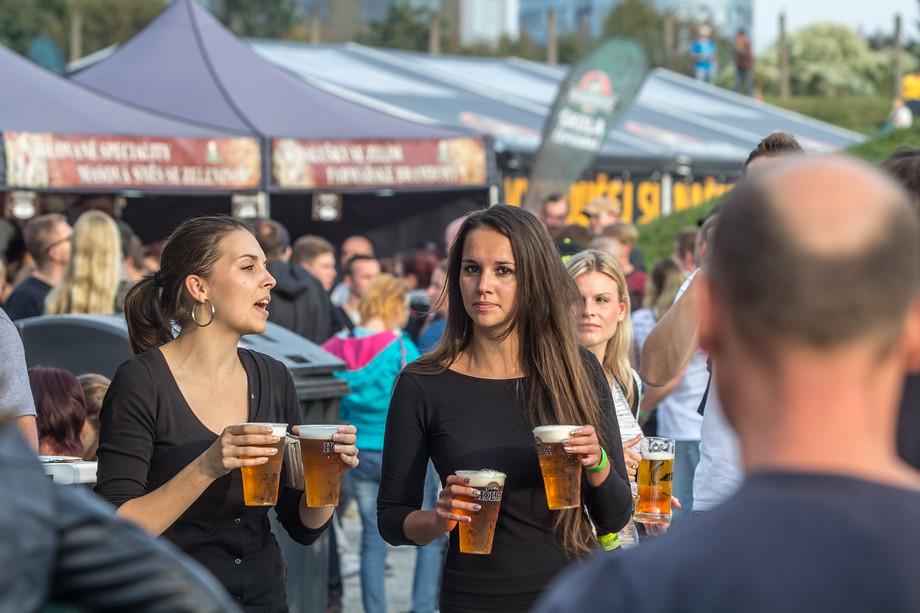 Beerfest se na Korunní pevnůstce uskuteční od 25. do 27. května.