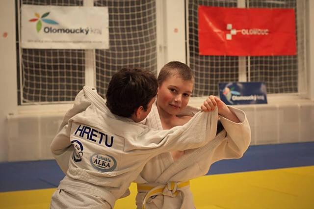 Archiv Judo klubu Olomouc – tréninková příprava na Judo CUP UH