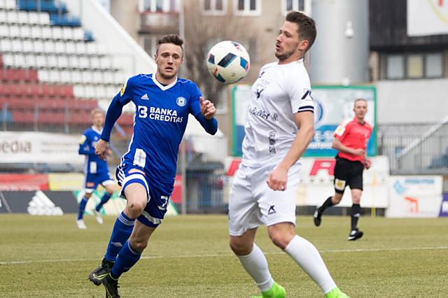 SK Sigma Olomouc jde po výhře v Českých Budějovicích na Varnsdorf.