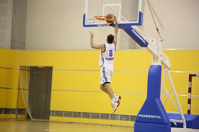 Basketbal Olomouc nastoupí ve čtvrtfinále play-off první ligy proti Slavoji Litoměřice. V nedělní odvetě se hraje v Čajkaréně.