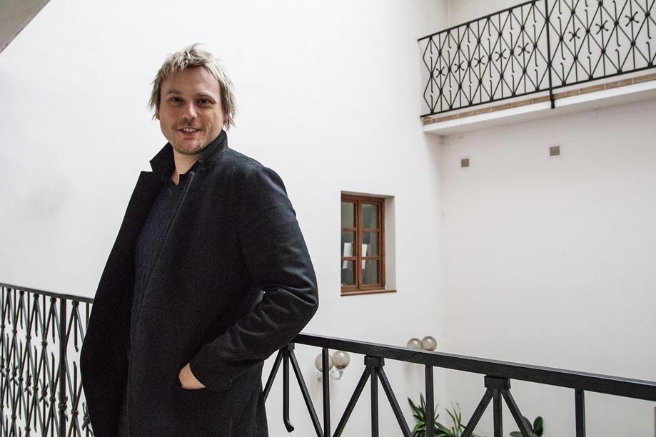 David Deyl se v Olomouci představí přesně za týden - 27. dubna.