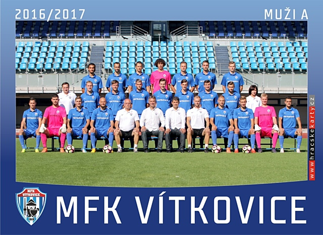 MFK Vítkovice jsou v poslední době ve výborné formě a bojují o záchranu.