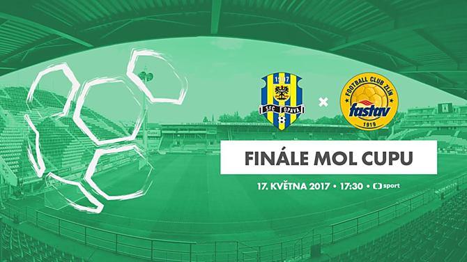 Finále MOL CUPu mezi Opavou a Zlínem uvidí Olomouc. Andrův stadion je vyprodán.