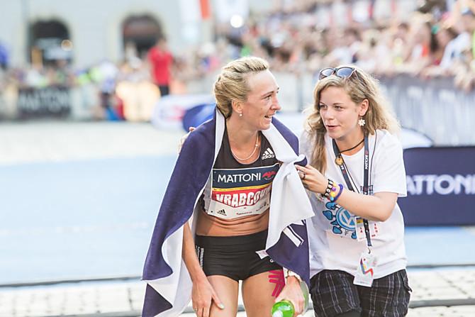 Na startu nebude chybět momentálně nejlepší česká vytvralkyně Eva Vrabcová.