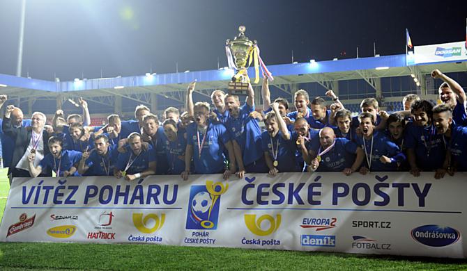 SK Sigma Olomouc 2012, vítěz Poháru České pošty.