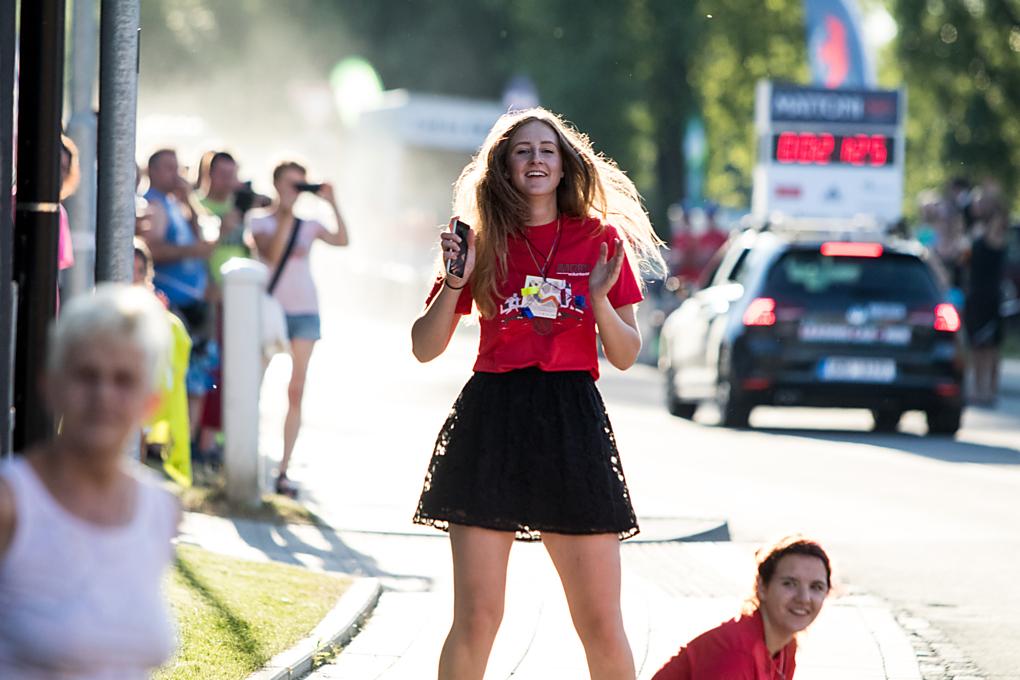 Dobrovolníků a dobrovolnic bylo letos na Mattoni 1/2Maraton Olomouc 950.