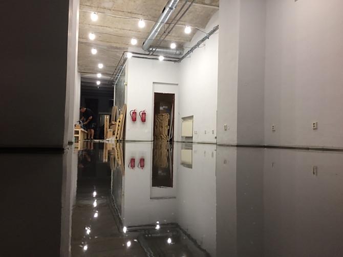 V divadle už je i nová podlaha.