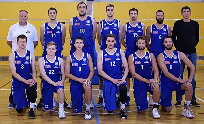Basketbal Olomouc 2017/2018