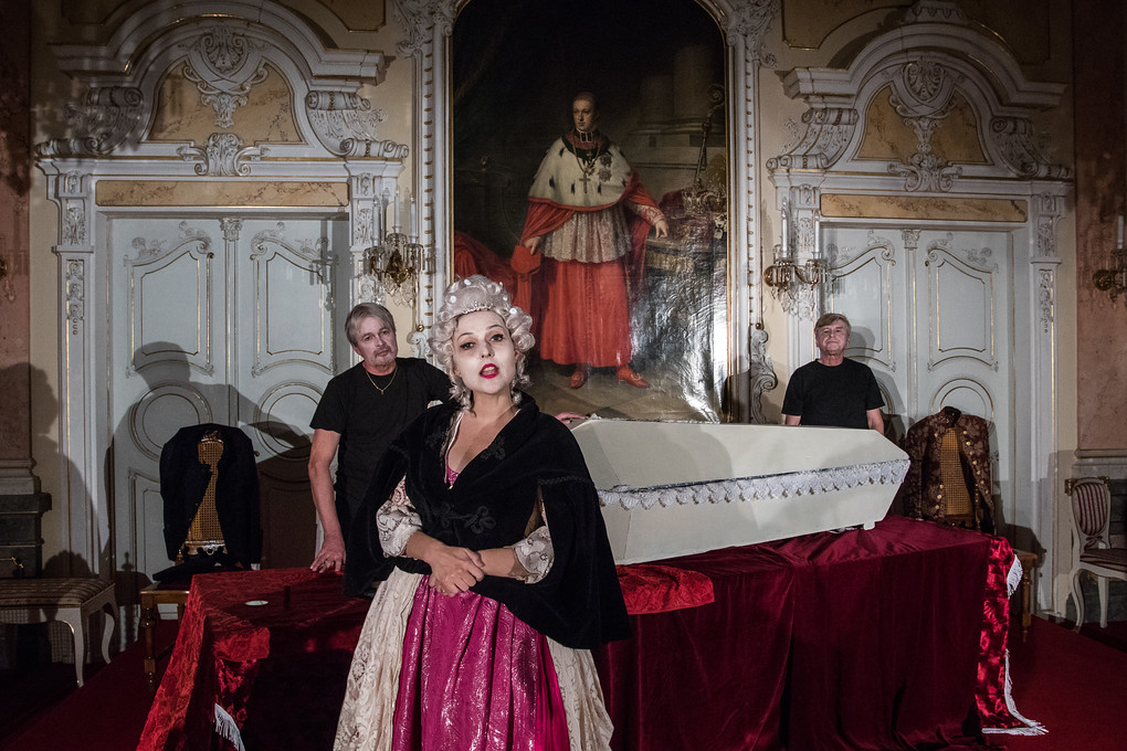 Sulovského hry se nehrají pravidelně, uváděny jsou zpravidla při zvláštních příležitostech. Včerejší premiéra se odehrála přesně 250 let poté, co rodina Mozartova přijela do Olomouce.