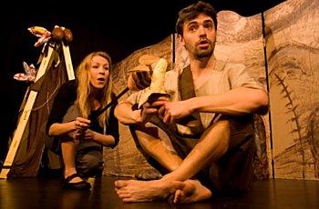 O pračlovíčkovi - klasika Divadla Tramtarie se tentokrát představí 17. února na jevišti kina Metropol.