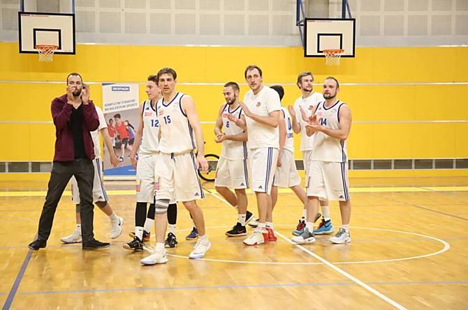 Basketbal Olomouc hostí v pátek od 19:00 v Čajkaréně Basket Košíře.