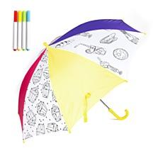 Deštník s pastelkami (245 korun)