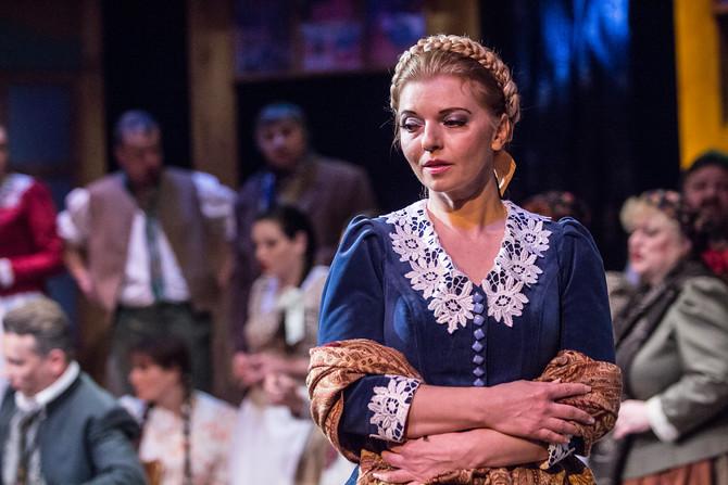 Na slavnostním koncertě se představí i Elena Gazdíková