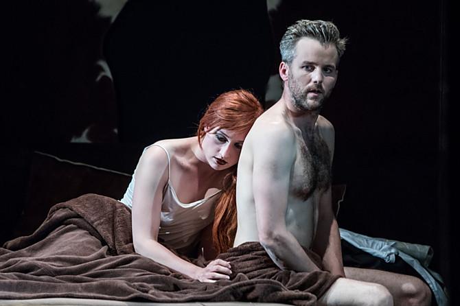 Macbeth - too much blood