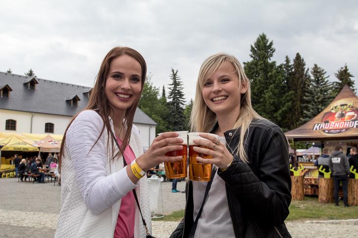 Přijďte si užít pohodovou atmosféru na některý z festivalů, které se v Olomouci a okolí konají...