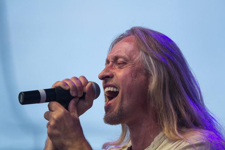 Kamil Střihavka zazpívá na Woodstocku