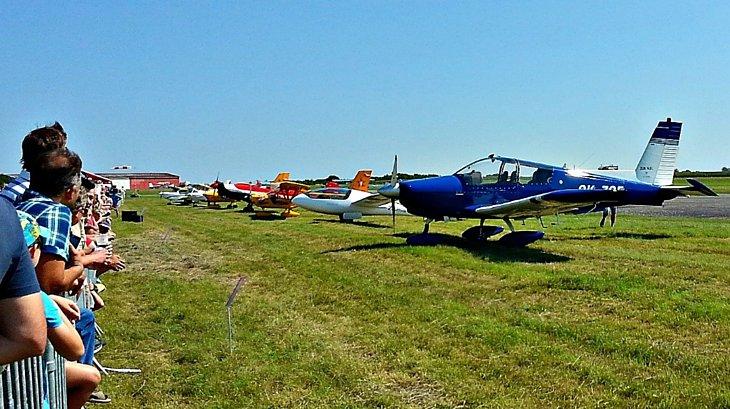 Oblíbený Letecký den proběhne na olomouckém letišti i letos, tentokrát 25. srpna.