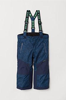 Lyžařské kalhoty pro chlapce, dostupné ve velikostech 92–140 (899 korun)
