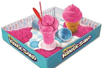 Kinetic sand zmrzlina (349 korun)