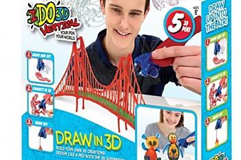 3D pero souprava (699, pro majitele pohádkové karty 499 korun)