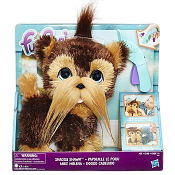 Hasbro Fur Real Friends - Štěně Shaggy s česací srstí (899 korun)