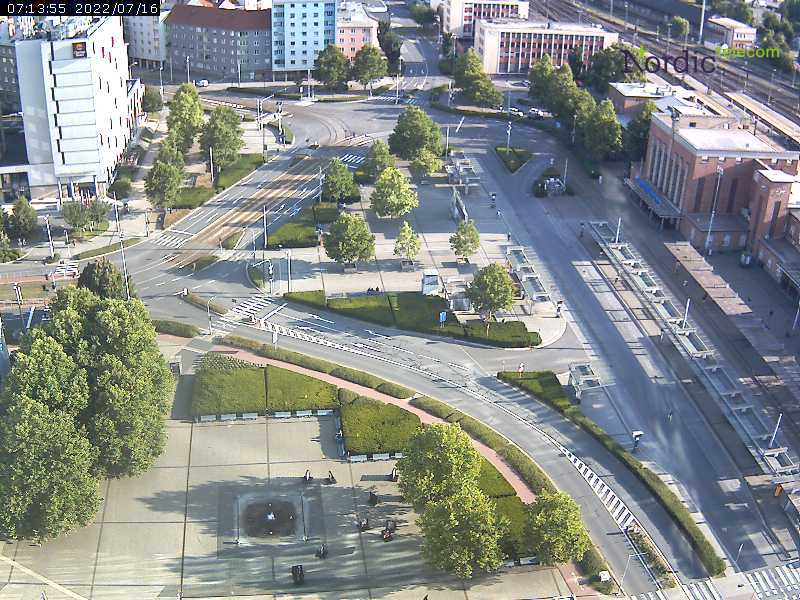 Webcam: Olomouc, Repubblica Ceca