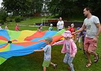Tábor pro rodiče s dětmi I