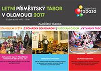 Příměstský tábor TAPAZA v Olomouci