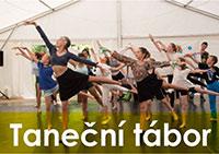 Taneční tábor TAPAZA v Moravském Berouně