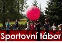 Sportovní tábor TAPAZA v Moravském Berouně