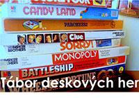 Tábor deskových her