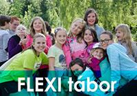 FLEXI tábor TAPAZA v Moravském Berouně